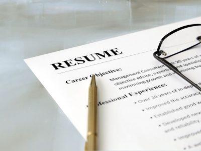 3. Prepare a Canadian-style CV